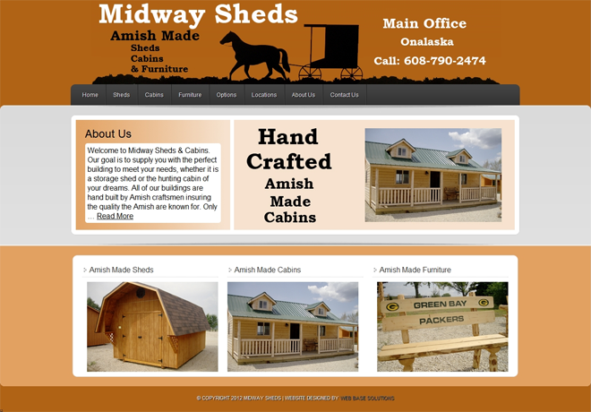 Midway Sheds